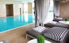 #Mosaic: custom design #Vitreo #Shining #Aureo - Oriental #Hotel ∙ Bangkok, Thailand