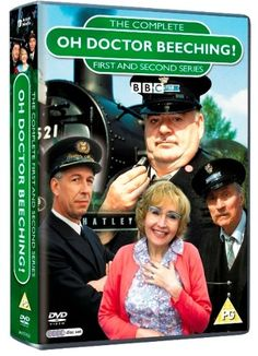 Oh, Doctor Beeching!: Series One & Two [Region 2]  http://www.videoonlinestore.com/oh-doctor-beeching-series-one-two-region-2/