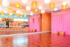 """Customer Story: """"The paper lanterns I bought from your store have added a special touch to my kids' yoga studio called: Zooga Yoga in Culver City, CA."""" (Antonia K., Culver City, CA) (www.paperlanterntstore.com)"""