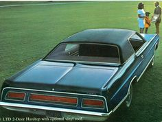 Ford Ltd, Ford Lincoln Mercury, Ford Classic Cars, Old Fords, Ford Fairlane, Car Advertising, Us Cars, Car Ford, Ford Motor Company