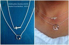 dainty Silpada necklaces  www.mysilpada.com/kathryn.barbee