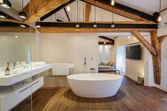 Schau dir dieses großartige Inserat bei Airbnb an: Mini-Loft with Rhone's dock seeing - Apartments zur Miete in Lyon