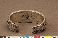 Viking age / Silver bracelet/ Gotland