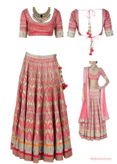 Designer : Anita Dongre Jewels : by Surana jaipur #bridal wear;  #myfashioncart
