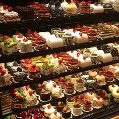 Decoration patisserie, bakery cafe, bakery shops, french pastries, pastry s Fancy Desserts, Delicious Desserts, Greek Desserts, Bakery Interior, Pastry Shop Interior, Cake Shop Interior, Decoration Patisserie, Bakery Display, Bakery Cafe