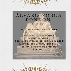 ABR 28 Bienal de Pintura y Escultura Int. de Guayaquil Organizado por Museo Luis Noboa Naranjo Sculptures, Guayaquil, Organize, Museums