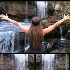 I think this is my favorite shot from yesterday. wearing the new Oriole feather headband.Made with loveavailable in my etsy shoplink in my bio #love #waterfall #highsociety #featherheadband #fashionbloggers #goals #festival #style #fashion #boho #bohemian #gypsy #hippie #grunge #instagood #goodvibes #hiking #wanderlust #nature #jewelry #girl #travel #beauty #beautiful #instalike #freespirit #edm #tgif #coachella  #explore