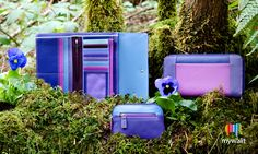 Sweet Violet - inspired by the colours of nature