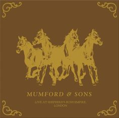Hold On to What You Believe by Mumford & Sons