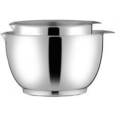 Beställ Margrethe Set Stål + l från Rosti Mepal Kitchen Icon, Kitchen Surface, Stainless Steel Bowl, Mixing Bowls, Bowl Set, Tableware, Medan, Satin Finish, Products
