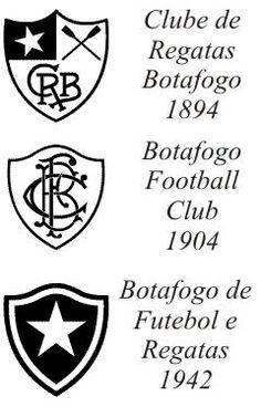 Botafogo (crest history)