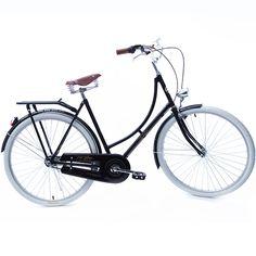 Bike Vintage Retrô Masculina Ícaro Plus Black - Marcha Nexus Shimano  Bicicletas com design retrô e cores vintage! Características originais da década de 60, com o charme do século XXI.  – Aro 28; – Pneu branco;  – Kit marcha Nexus Shimano – 3 Velocidades;  – Bagageiro;  – Pintura eletrostática; – Farol dianteiro e traseiro; – Campainha; e muito mais!
