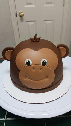 Amy's Crazy Cakes - Monkey Cake