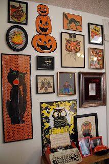 Fame those Vintage Halloween pieces