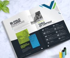 20 pages business brochure is an elegant, simple and impressive template for InDesign. It is prepared with a strong design theme but thanks to its Corporate Identity, Brand Identity, Branding, Company Profile Design, Annual Report Design, Business Brochure, Social Media Graphics, Brochure Design, Stationery