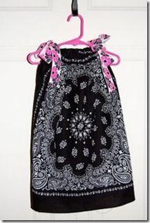 Bandana dress :)