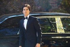 They all look so fancy(exclusive Damon)