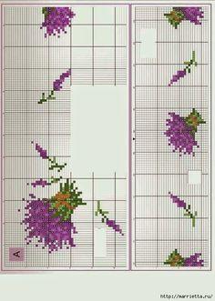 Схемы вышивки ЛАВАНДЫ (2) (497x698, 204Kb)