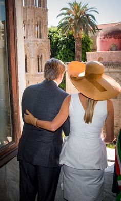 King Willem-Alexander and Queen Maxima live la dolce vita: The best photos from the royal couple's visit to Italy, June 2017