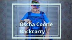 Oscha Coorie backcarry (toddler)