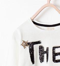 """Imagem 5 de T-SHIRT """"THE STAR ONE"""" da Zara"""