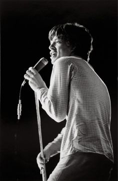Mick Jagger, he really does look like harry in this picture..