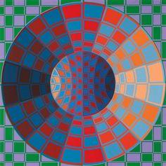 Victor Vasarely, 'Xanor,' 1979, Omer Tiroche Contemporary Art
