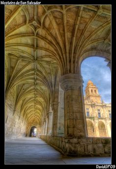 Mosteiro de San Salvador