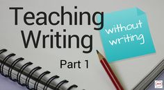 """Are you trying to teach writing to a child who hates writing? This series is for YOU! I've got two boys, one with Aspergers and one """"neurotypical"""", both who hate writing. I find it interesting beca..."""