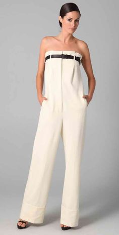 "Now this is a real ""Pants Suit"" High Fasion"