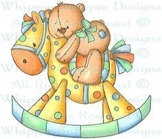Whipper Snapper Cling Stamp, 4 inch x 6 inch, Multicolor Baby Clip Art, Baby Art, Quilt Labels, Baby Images, Tatty Teddy, Teddy Bear, Cute Clipart, Country Paintings, Tole Painting