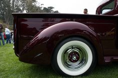 1941 Ford Pickup :: Interview with Owner David Pozzi (8)