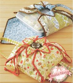 Hot Stuff! This is an excellent pattern to have on hand to make gifts for any occasion. You might as well make a few for yourself, too! Pattern