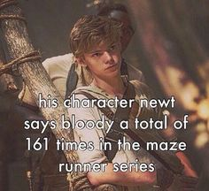 NEWT I am still not over his death and I don't think I will ever be