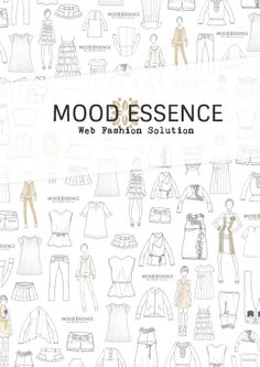 cover brochure Mood Essence