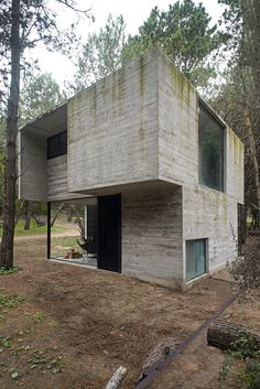 Gallery of H3 House / Luciano Kruk - 12