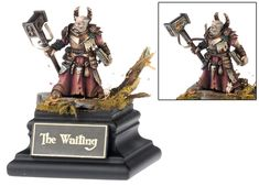 U.K. 2010 - Figurine Individuelle Warhammer - Demon Winner, le site non officiel du Golden Demon