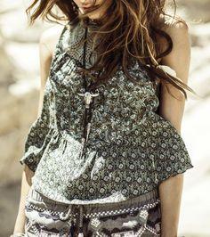Anna Sui X O'NEILL tank top
