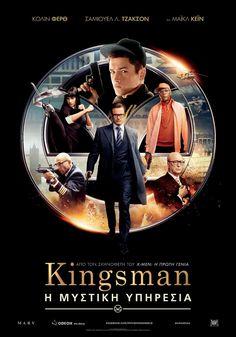 """Βασισμένη στο ομώνυμο κόμικ του Μαρκ Μίλερ και σε σκηνοθεσία του Μάθιου Βον (""""Kick Ass"""", """"Χ-Μen: First Class""""), η ταινία περιστρέφεται γύρω από την Kingsman, μία άκρως μυστική υπηρεσία.,,,…"""