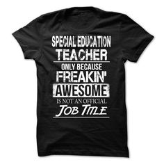 Special Education Teacher T-Shirts, Hoodies (21.99$ ==► Order Here!)