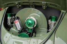 VW Fusca Beetle More