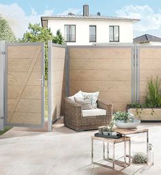 Fence Gate Design, Amazing Gardens, Garden Design, Garage Doors, Outdoor Decor, Pools, Garden Ideas, Home Decor, Nice