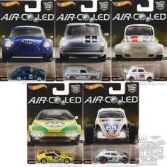 just showed the new Air Cooled series from Car Culture collection. Hot Wheels Cars, Fiat 500, Beetle, Diecast, Pop Culture, Cool Stuff, Toys, Instagram Posts, Vw Volkswagen