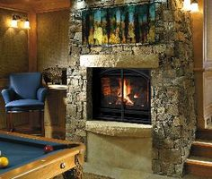 1000 Images About Indoor Fireplaces On Pinterest Gas