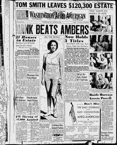 Washington Afro-American - Google News Archive Search