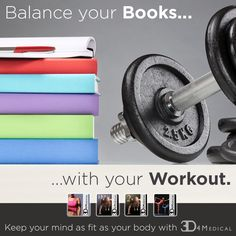 Exercise increases your overall health and your sense of well-being. Check out our fitness apps app http://applications.3d4medical.com/apps_home #fitness #health