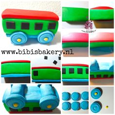 Here is the railway coach pictorial. As easy as it gets. Have fun , xxx Bibi  https://www.facebook.com/bibisbakery.nl #bibisbakery