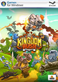 Kingdom Rush made me realize that I really like tower defense games. It helps that the game is super polished and full of whimsy. // ★★★★★