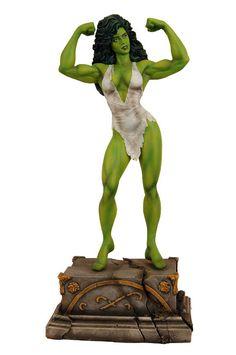 She Hulk: Savage Statue