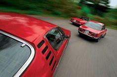 Alfa Romeo action